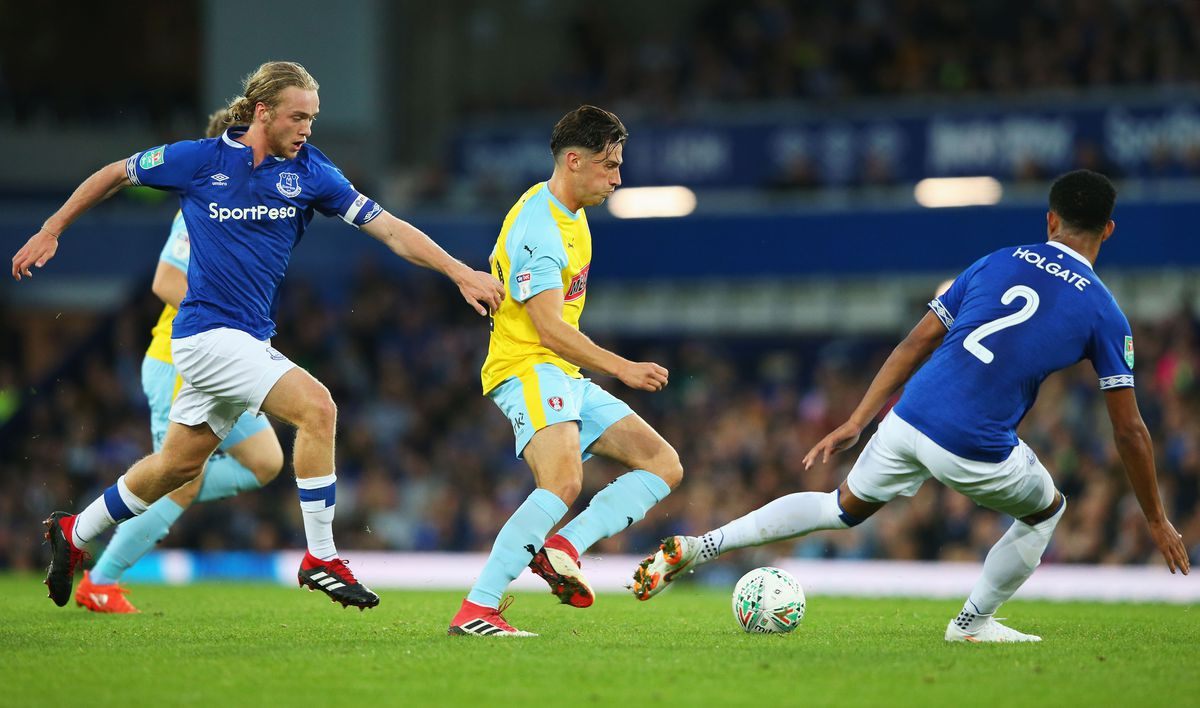 Everton Vs Rotherham Live Blog Blues Win 3 1 With Goals From Sigurdsson Dcl Royal Blue Mersey
