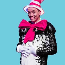 """Austin Archer stars in Salt Lake Acting Company's """"The Cat in the Hat."""""""
