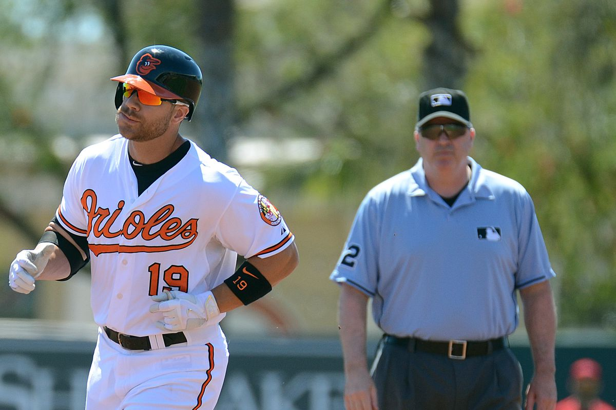 Chris Davis. Wouldn't mind seeing this 40 or so times this season when it counts.