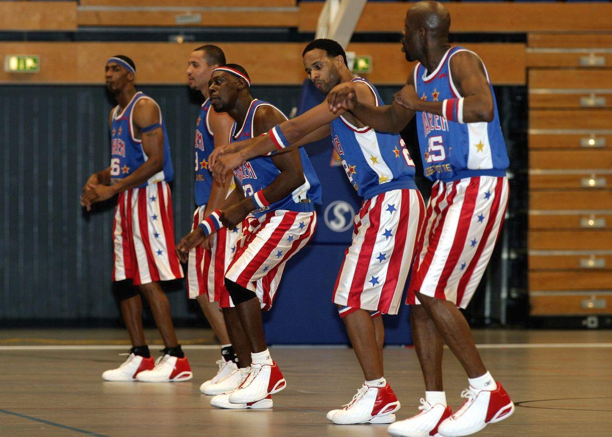 Basketball: Harlem Globetrotters 2004