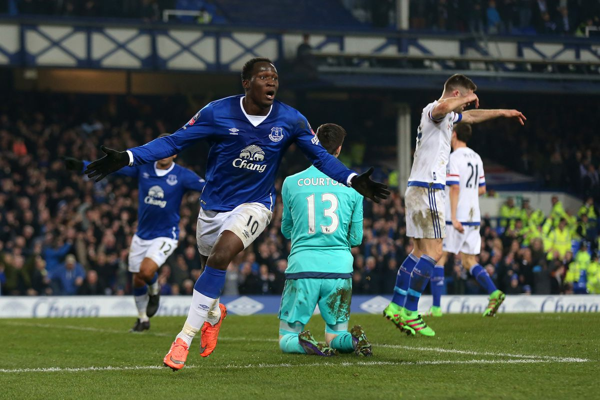 Everton v Chelsea - The Emirates FA Cup Sixth Round