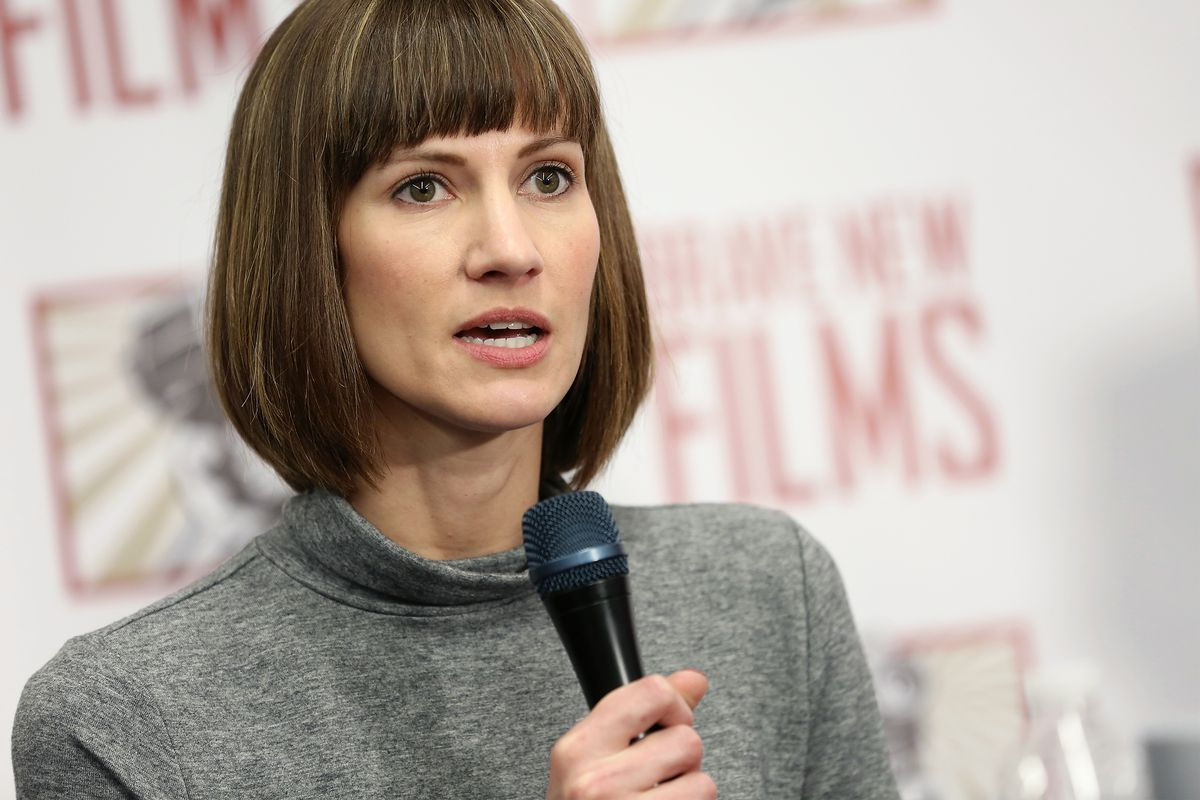 Rachel Crooks, one of the women who has accused Donald Trump of sexual misconduct and assault.