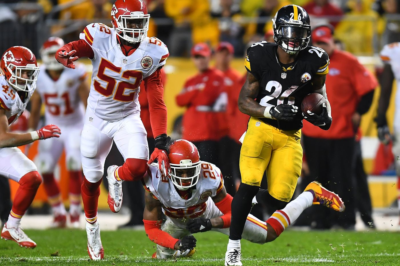 low priced 2ef2f a5553 Fantasy football projections, Week 5: Jets-Steelers ...