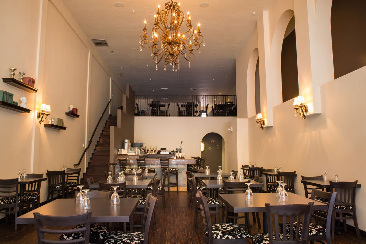 Pushkin's Ode To Russian Cuisine Brings Blinis & Borscht To The Gaslamp