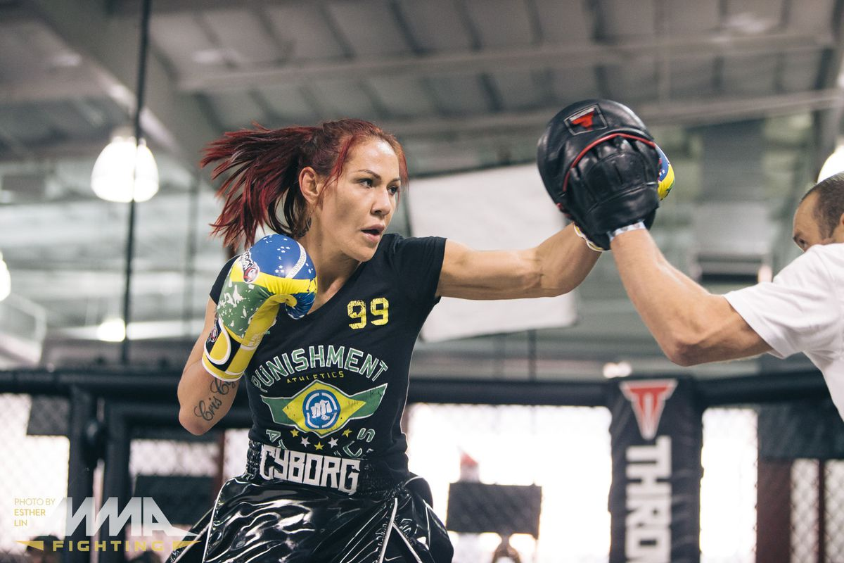 As expected, Bellator books Cris Cyborg versus champ Julia Budd