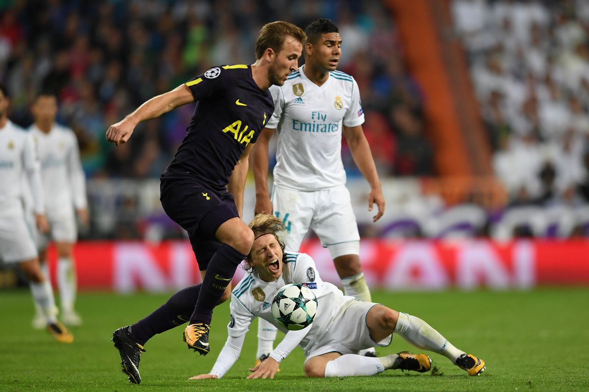 Immediate Reaction Real Madrid 1 1 Tottenham Managing Madrid