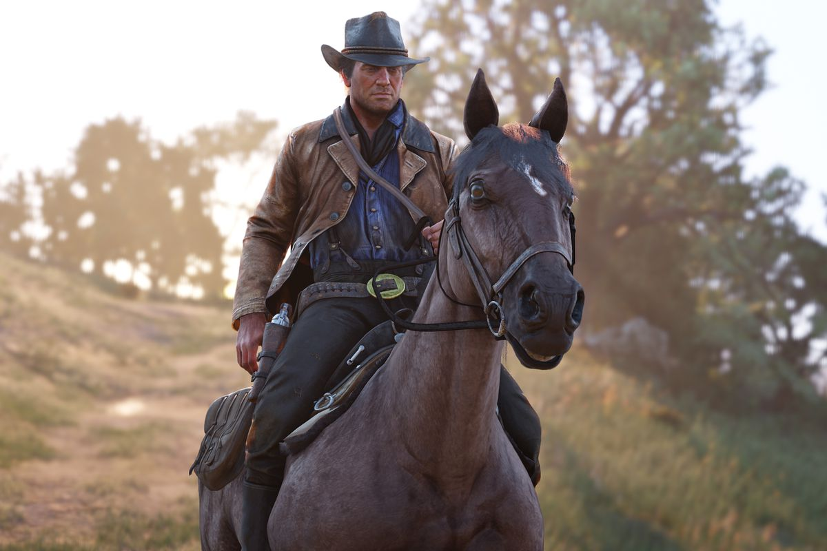 Red Dead Redemption 2's PS4-exclusive content revealed - Polygon