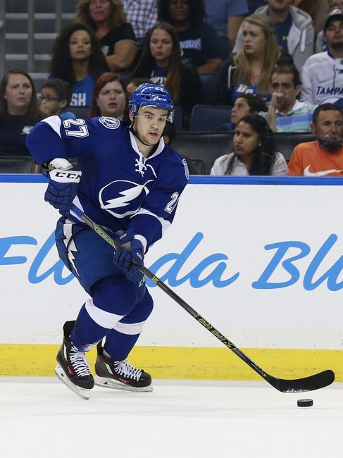 Jonathan Drouin looks to bring his game to another level in 2014-15. (Courtesy of Kim Klement/USA Today Sports)