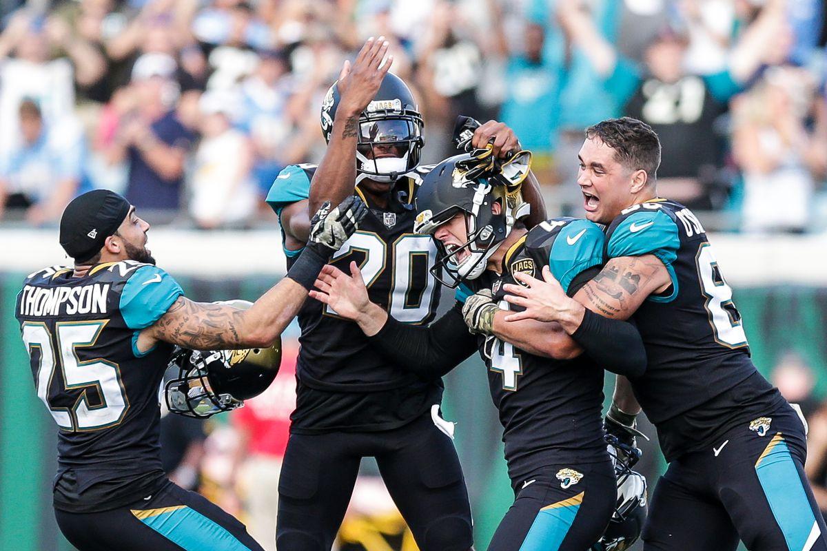 NFL: NOV 12 Chargers at Jaguars