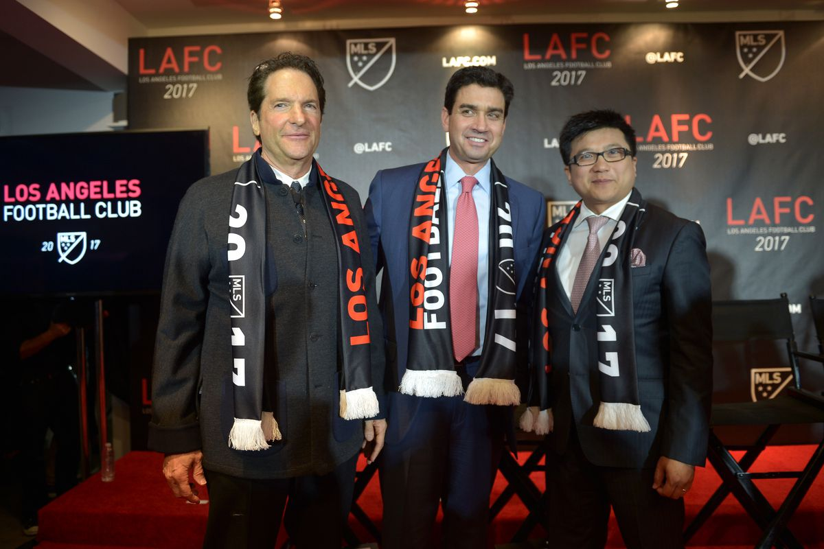 LAFC: Still very much appears to be in the running as the club's name.