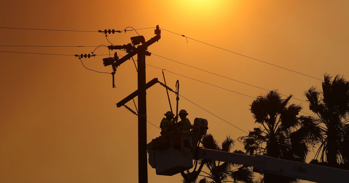 Recent heat waves show the US power grid is unprepared for climate change
