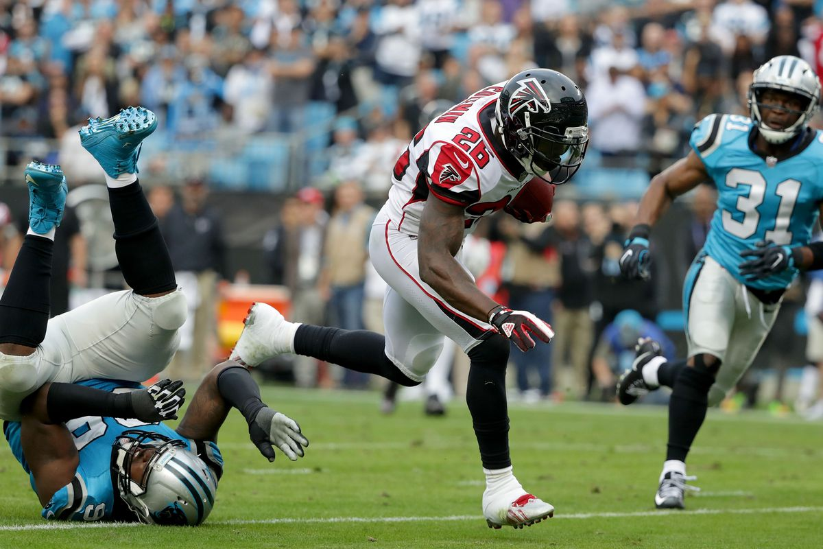 Sarkisian s misuse of Tevin Coleman is inexcusable The Falcoholic