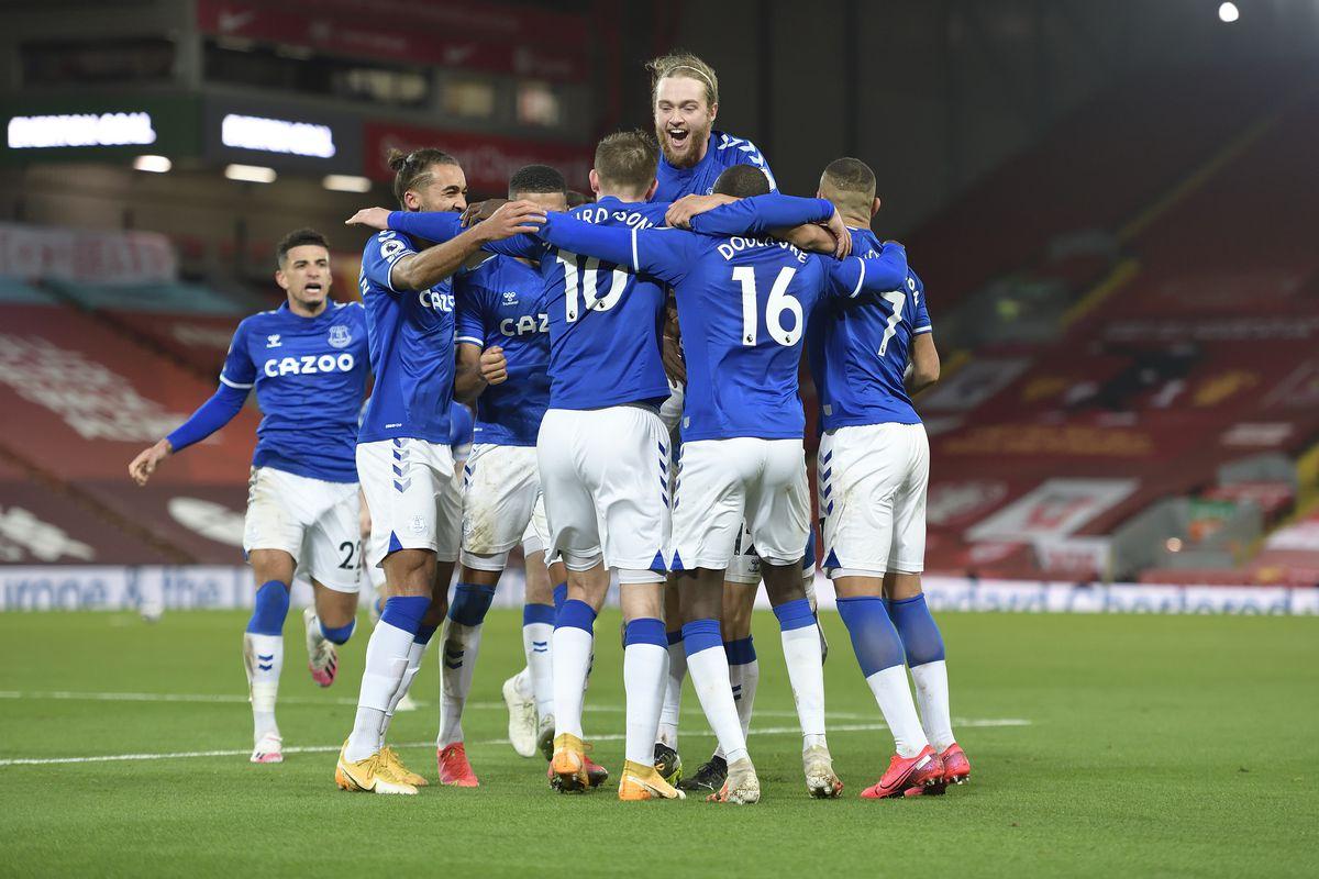 Liverpool v Everton: Premier League