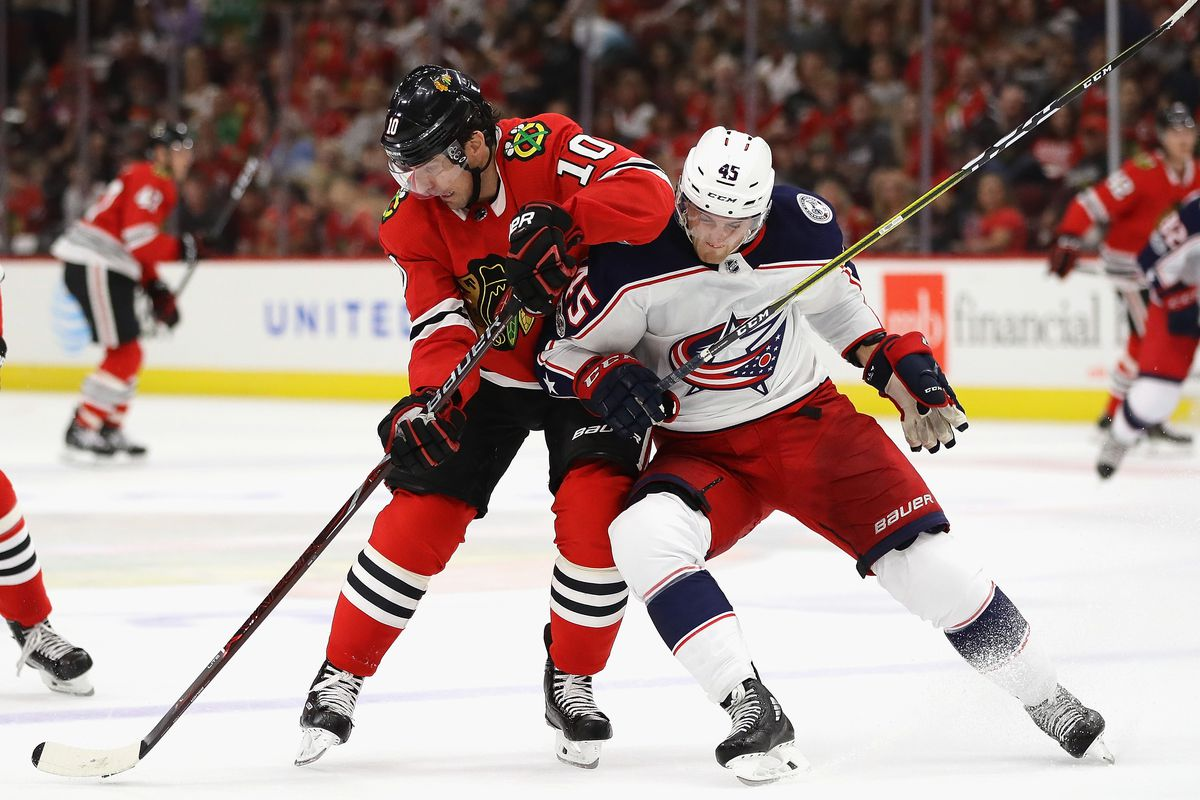 Chicago Blackhawks (NHL) Game Schedule | TV Guide