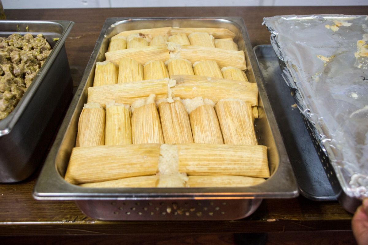 Tamales from Tamale Addiction