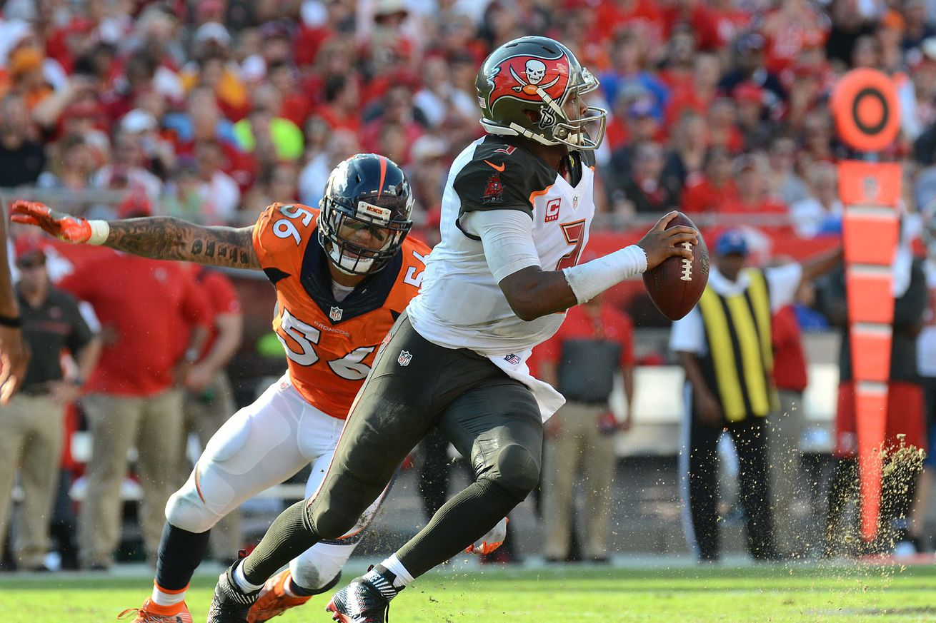 Why Football Outsiders doesn't like the Bucs' chances