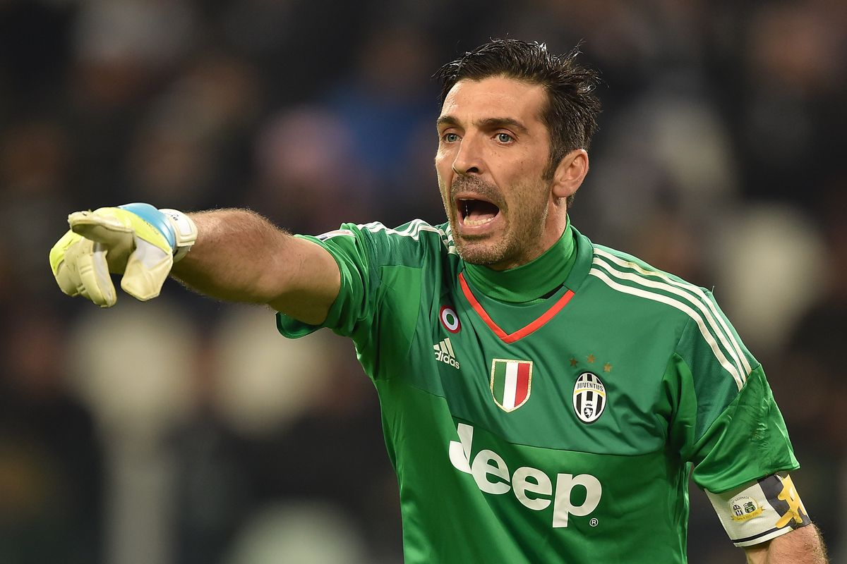 662a16247 A personal ode to Gianluigi Buffon - Black   White   Read All Over