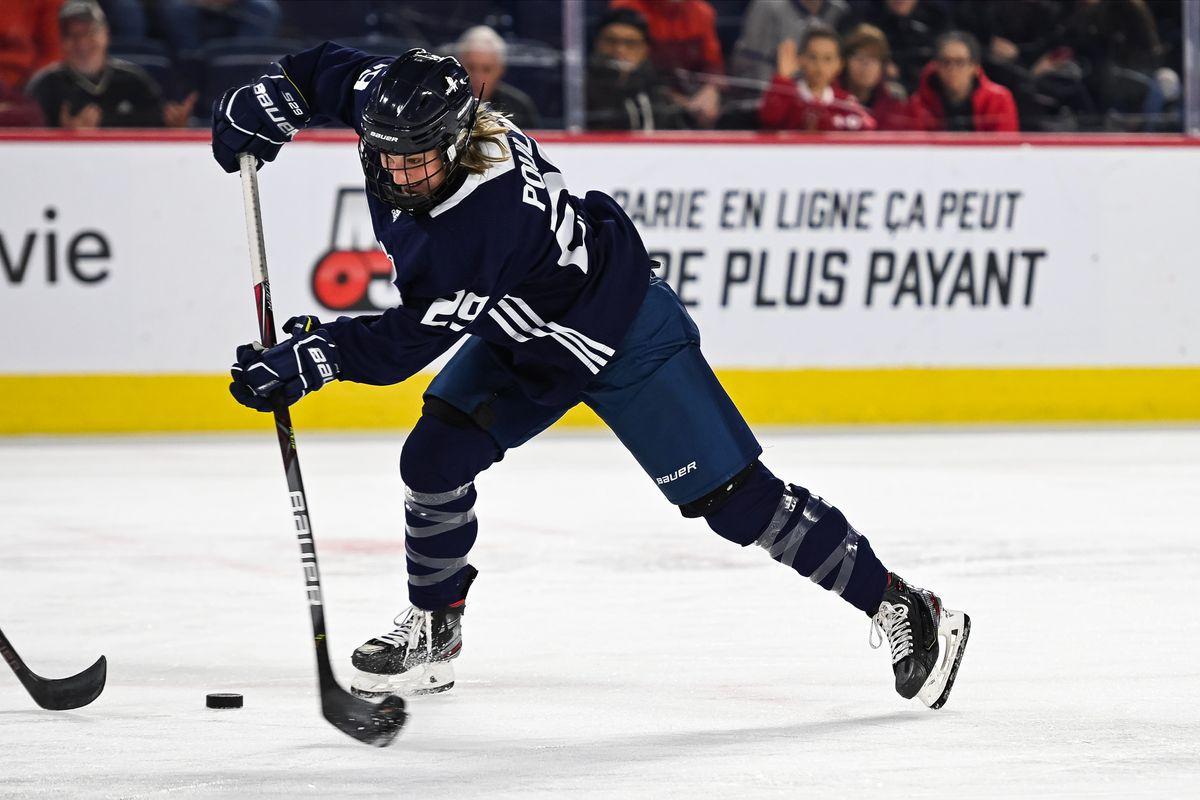 HOCKEY: DEC 28 PWHPA Pro Challenge - Minnesota at Montreal