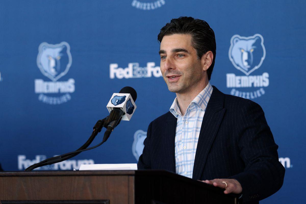 Memphis Grizzlies Purchase D-Leaue Team Press Conference