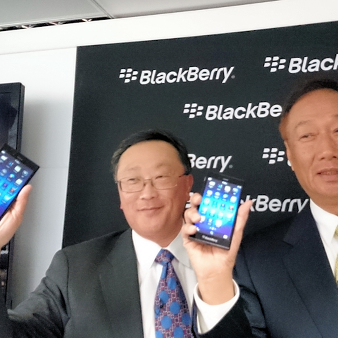 Blackberry Ceo John Chen Talks Up Q20 And Z3 Phones Coming This Year Classic Black Recode