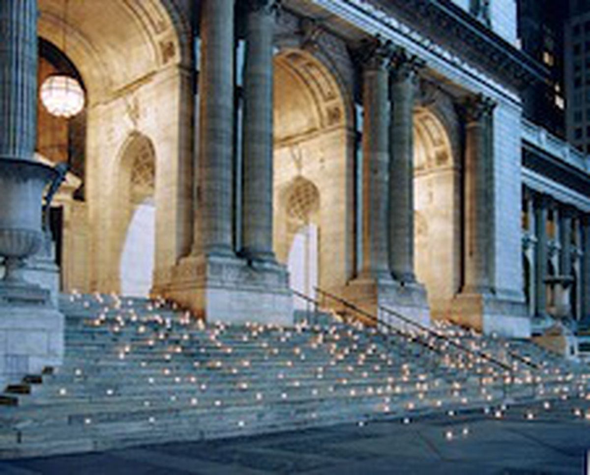 9 The Ceremony And Reception New York Public Library Is One Of Grandest Es In City To Hold A Civil Wedding