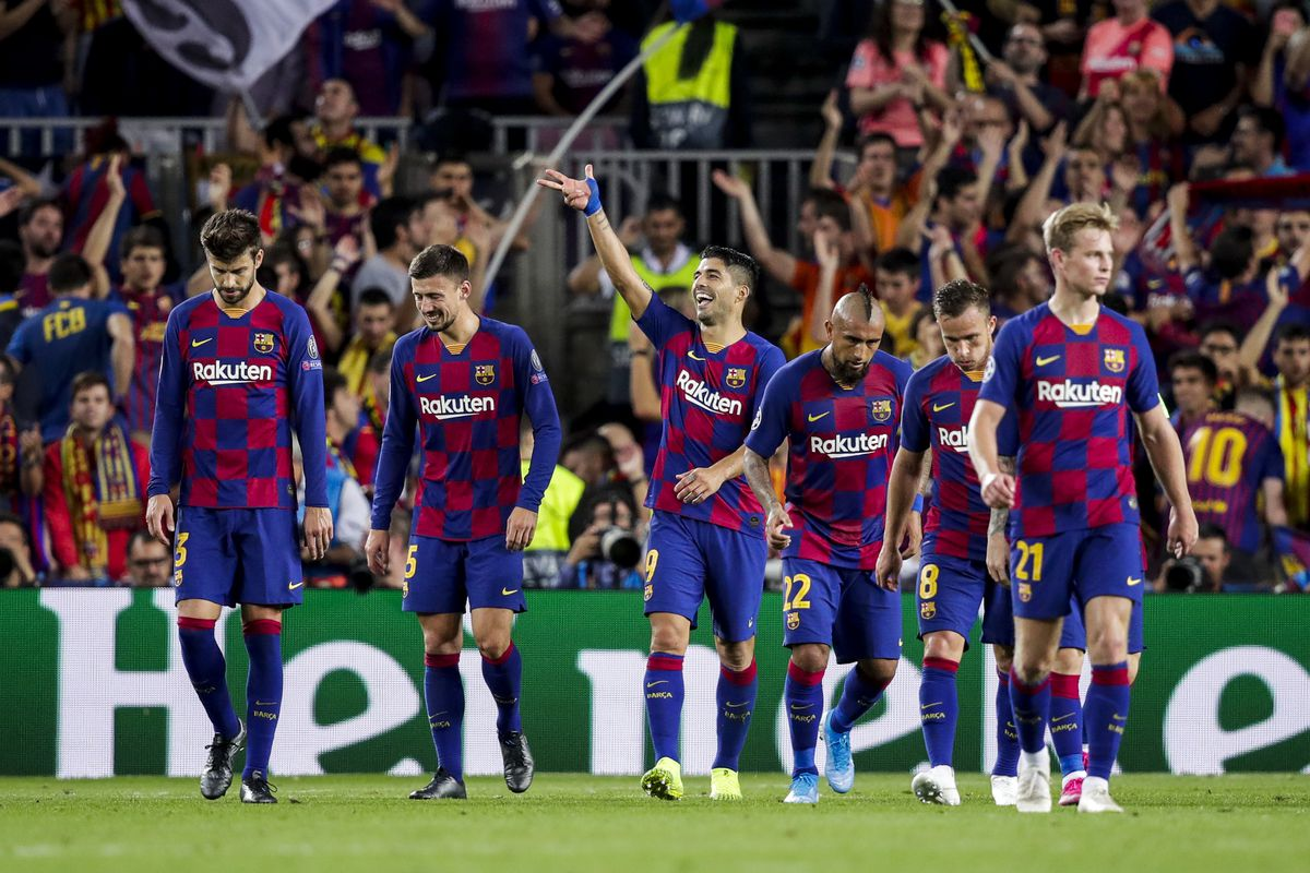 FC Barcelona v Internazionale - UEFA Champions League