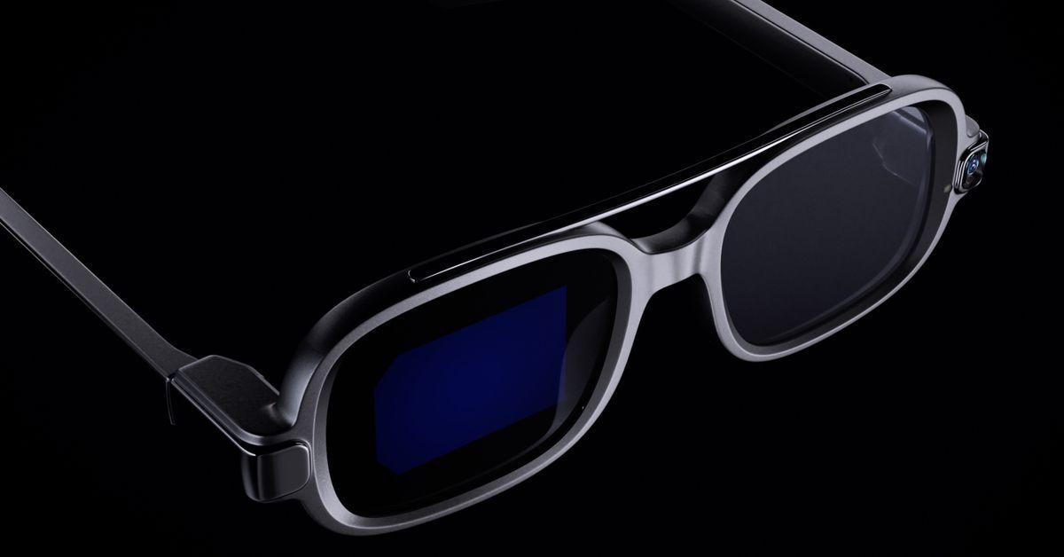 Xiaomi giới thiệu khái niệm kính thông minh với màn hình MicroLED