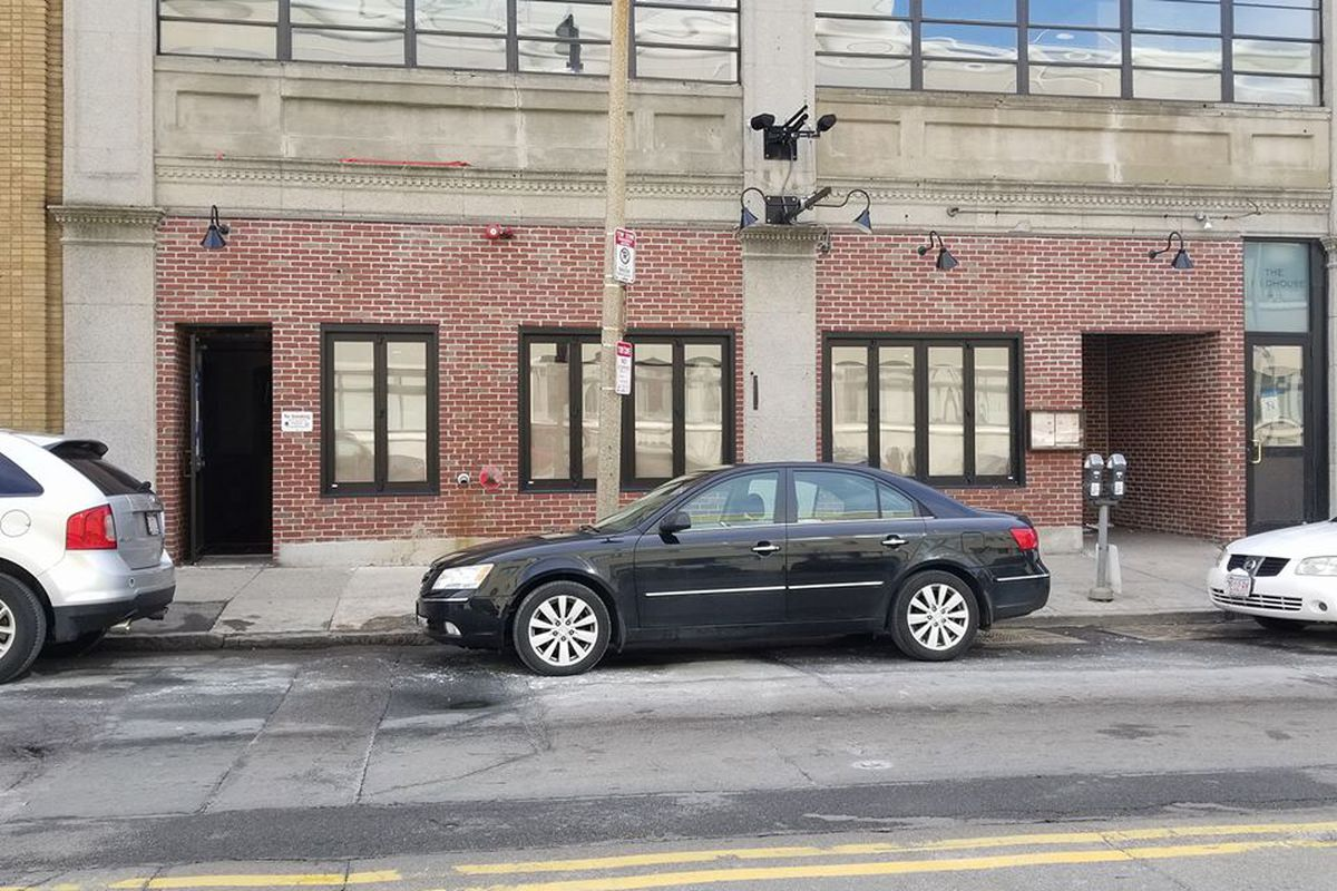 Future home of Fenway Johnnie's, 96 Brookline Ave.