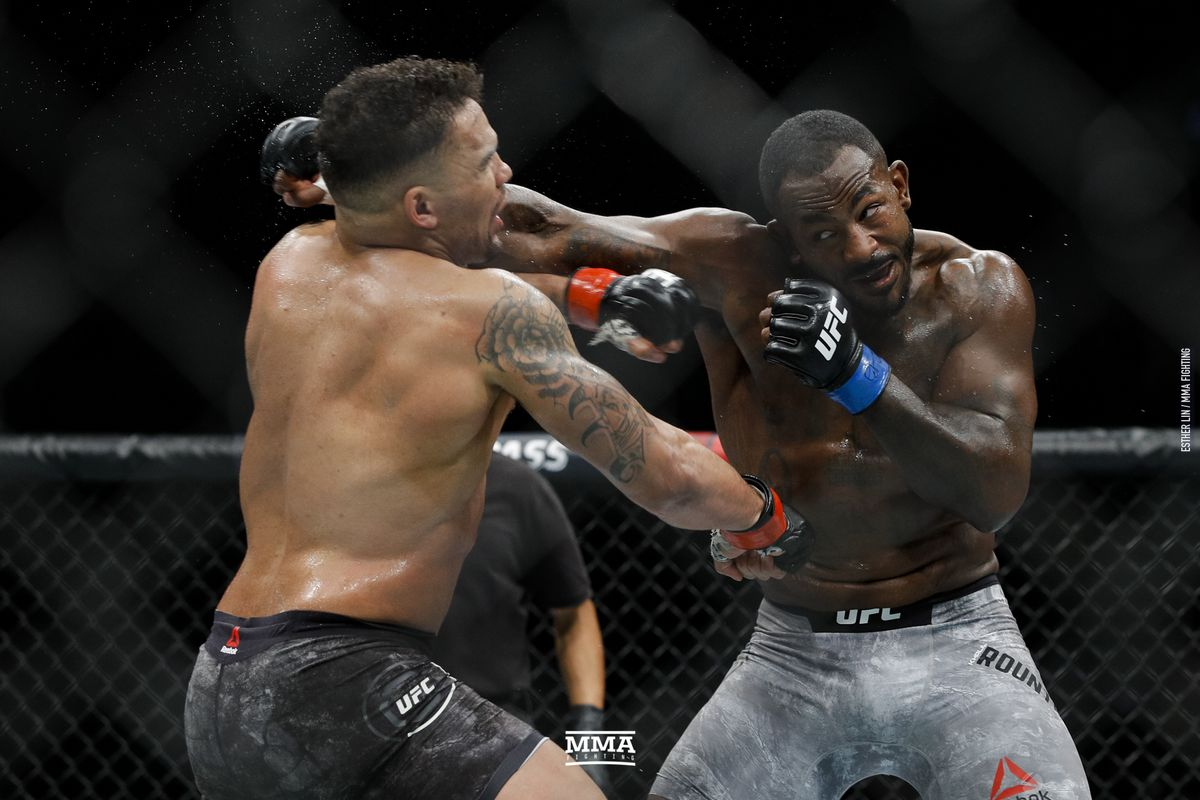 UFC 236 results: Khalil Rountree scores multiple ...