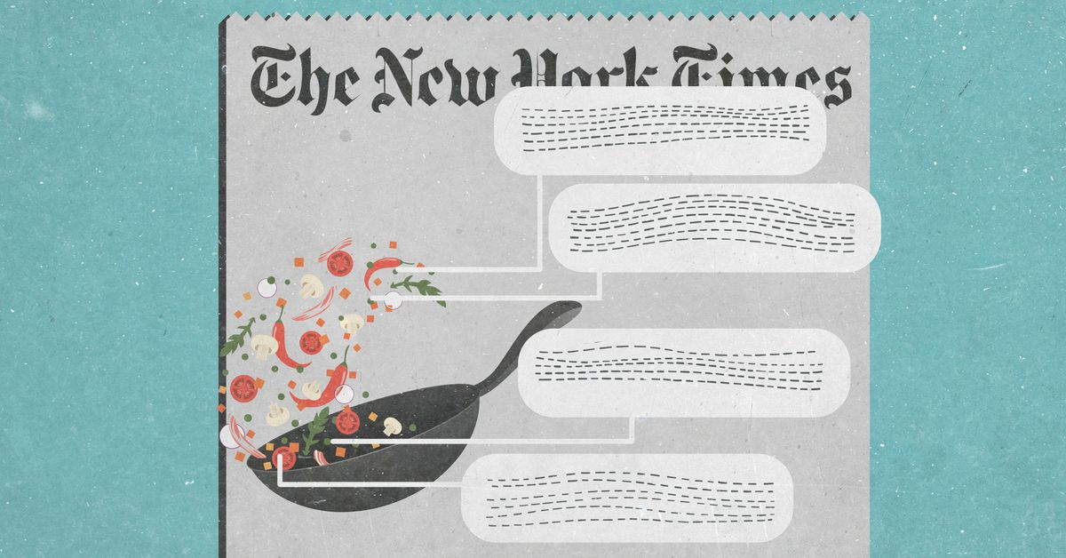 How NYT Cooking Became the Best Comment Section on the Internet
