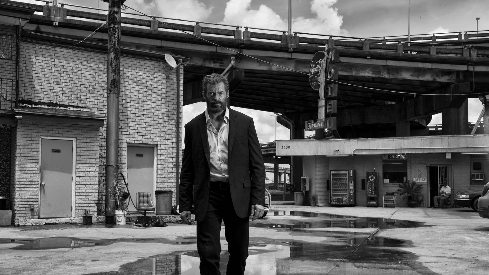 logan s black and white cut is coming to theaters on may 16th the