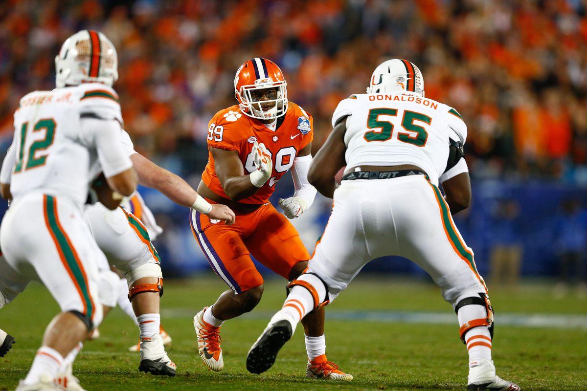 NCAA Football: ACC Championship-Clemson vs Miami
