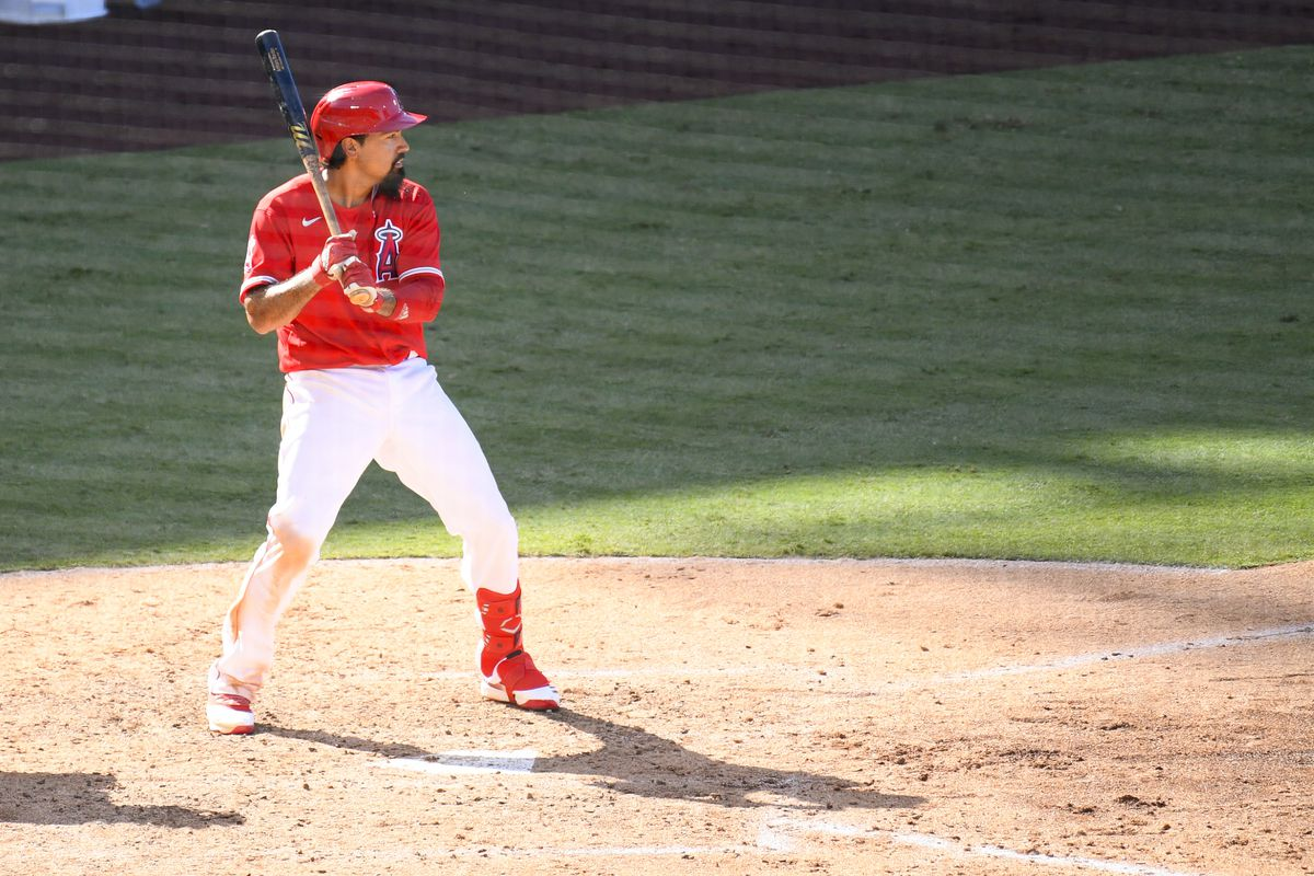 MLB: JUL 10 Angels Summer Camp