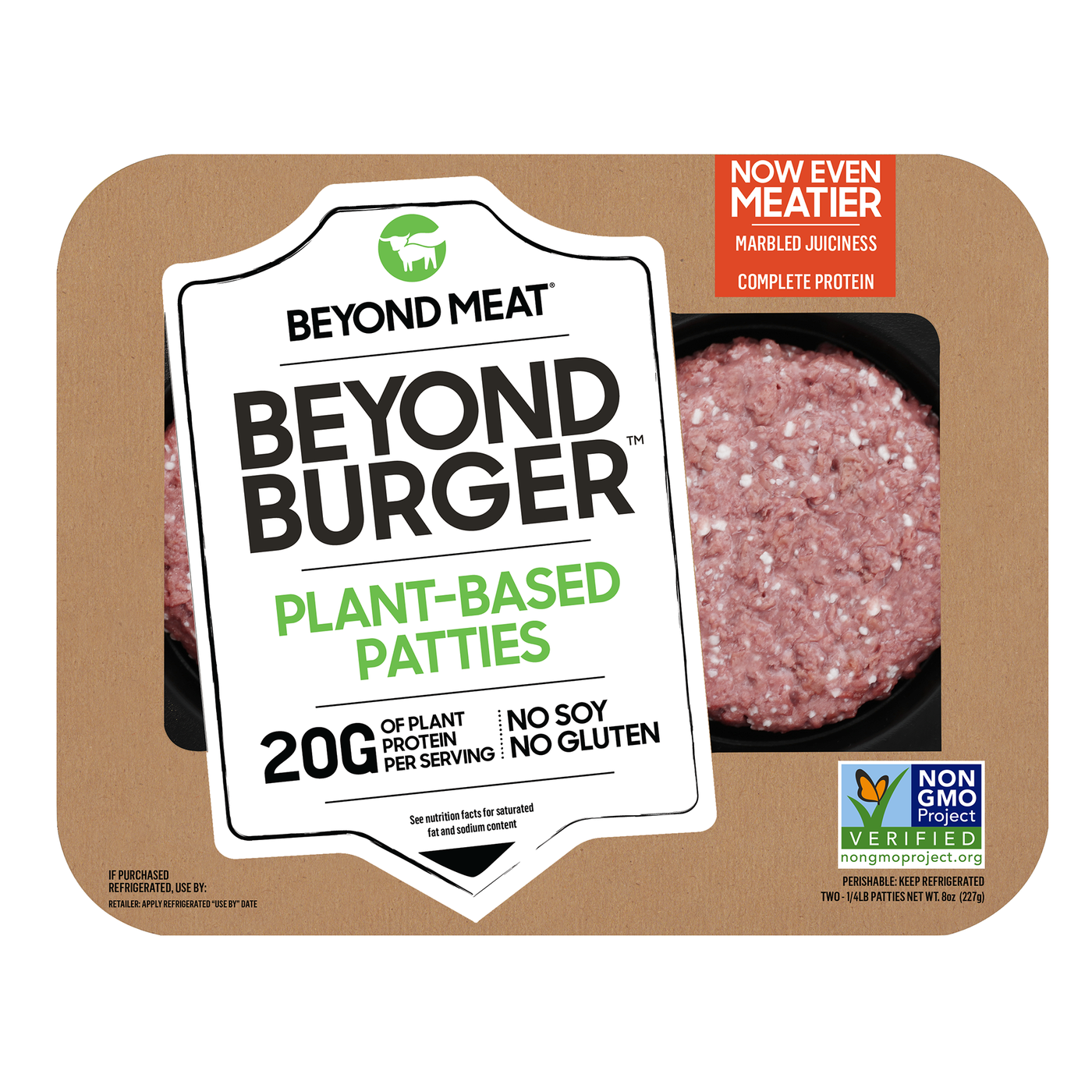 Beyond Meat S New Improved Burger Hits Grocery Store Shelves Vox