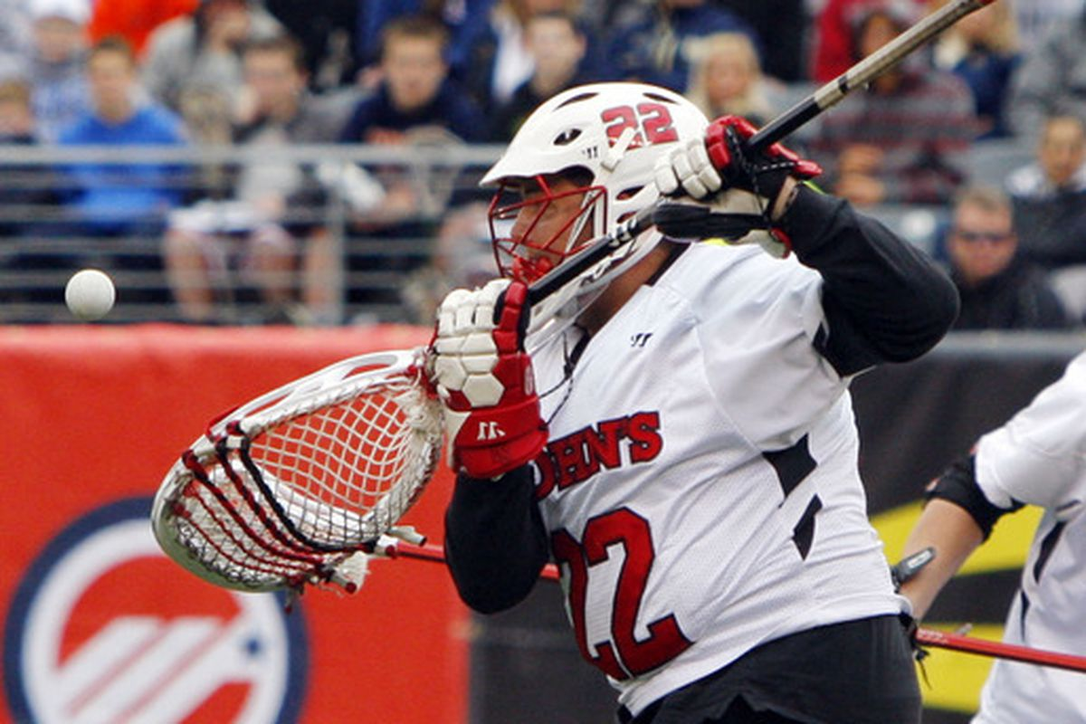 Jeff Lowman's absence is felt by the Lax team.