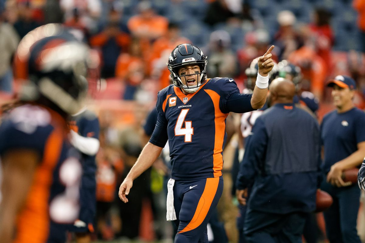 best sneakers a9f92 e6078 Case Keenum isn't the Denver Broncos' answer at quarterback ...