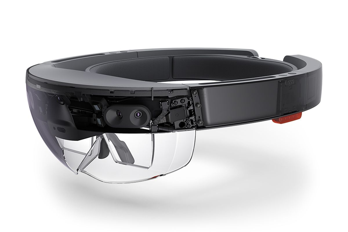 aea3232446d Microsoft is opening up sales of its HoloLens augmented reality headset. In  a blog post today