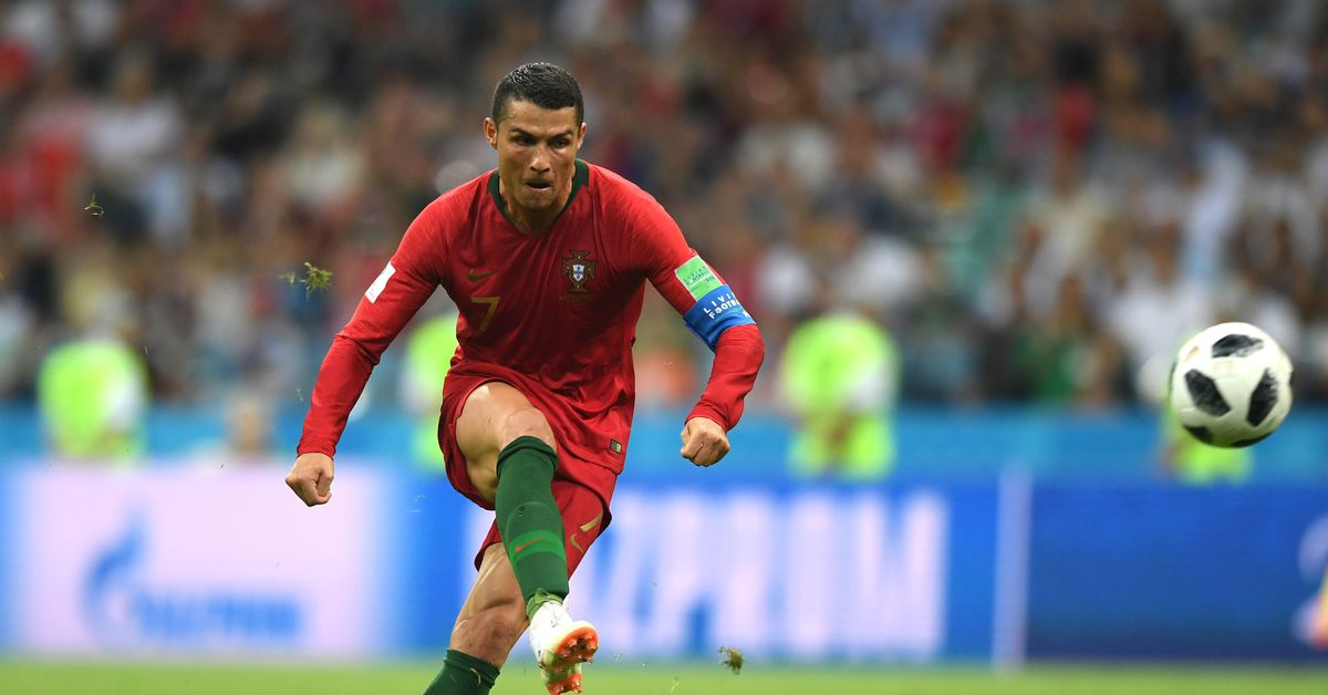 Cristiano Ronaldo Vs Spain Was The Wake Up Call The World Cup Needed The Ringer