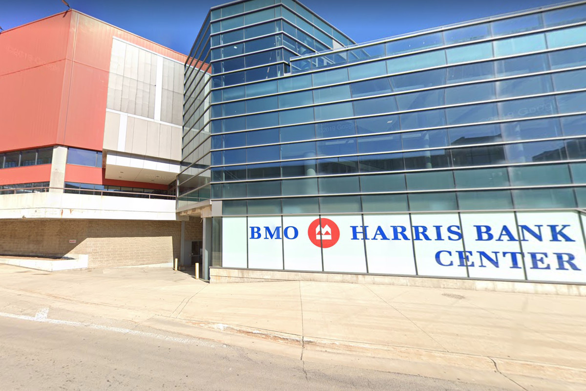 Rockford's BMO Harris Bank Center will receive $23 million in renovations.