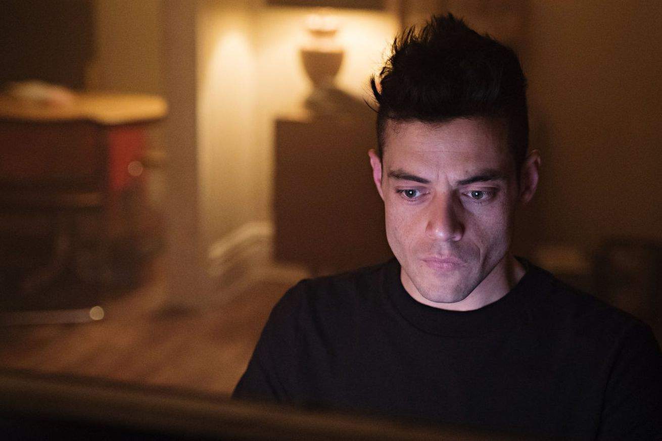 the mr robot hack report burning down the house