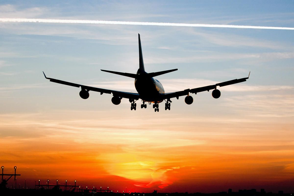 """FILE"""""""" St. George officials are pushing to add a direct flight to Los Angeles."""