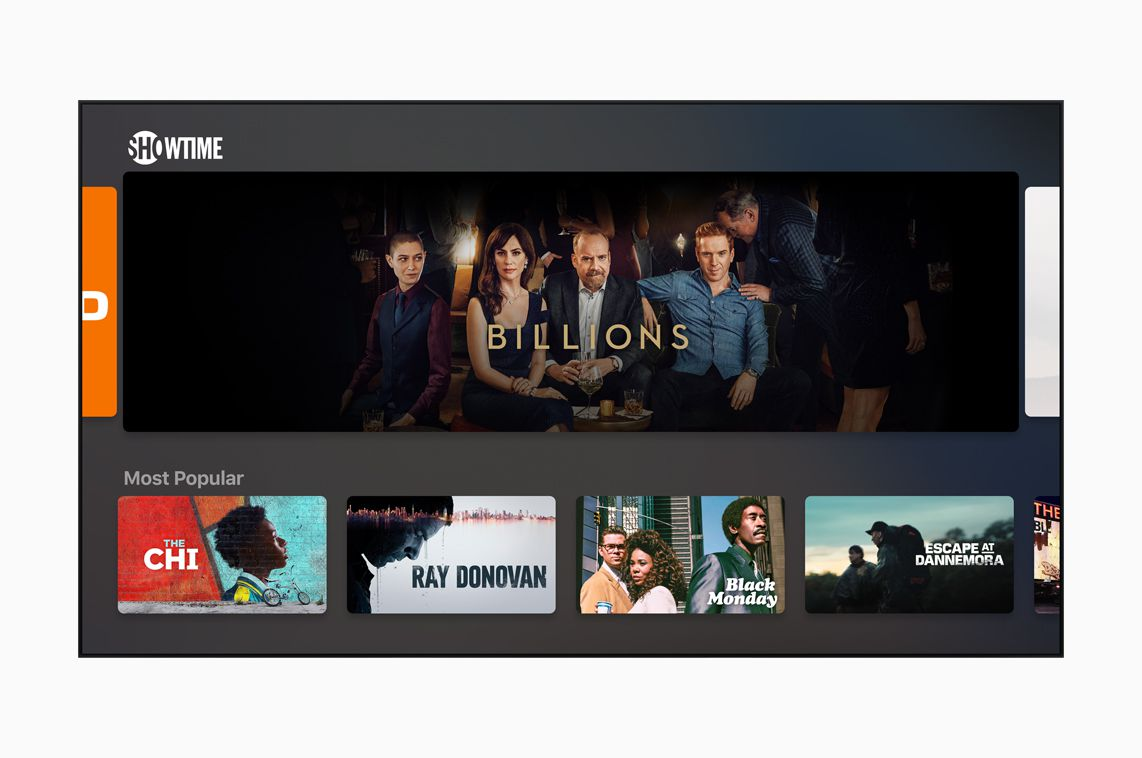 The new Apple TV app launches today on iOS, Apple TV, and