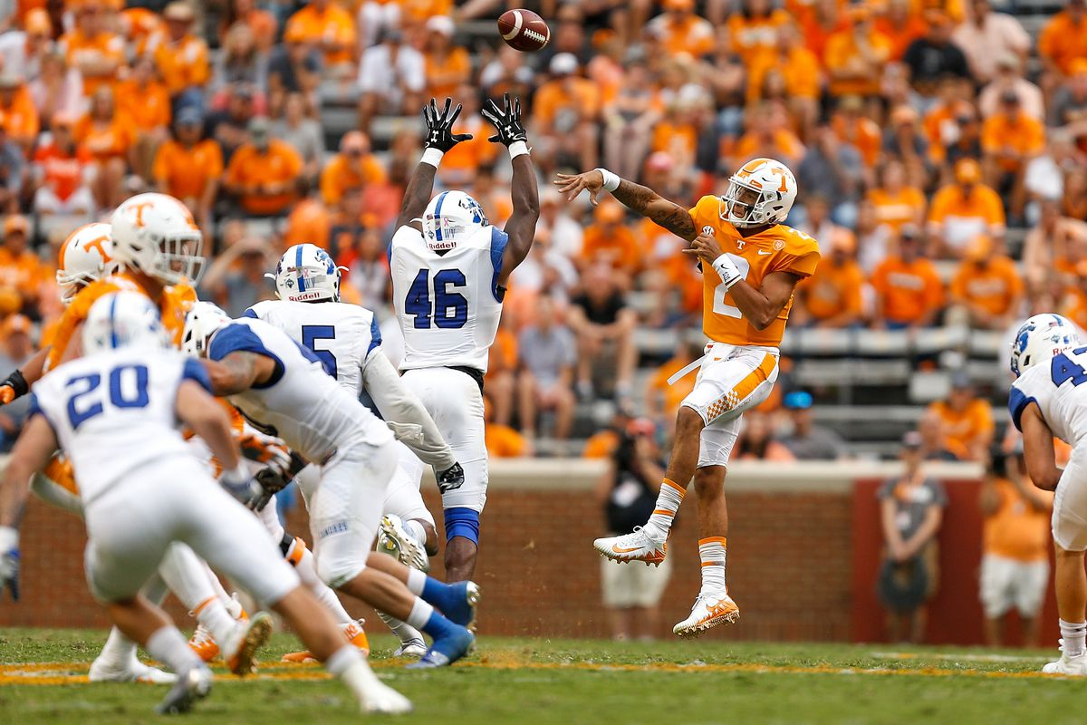 Indiana State v Tennessee