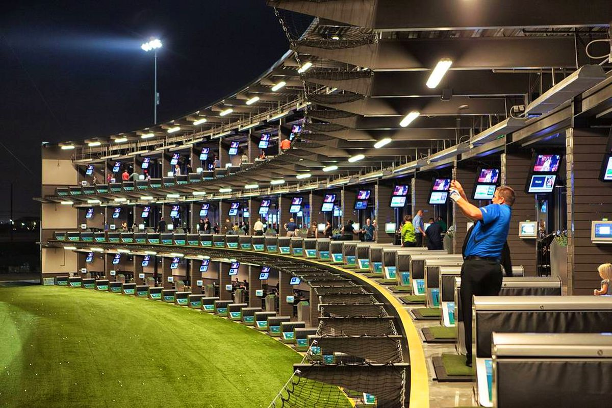 Topgolf, a Massive Sports Bar and Golfer's Paradise, Comes ...