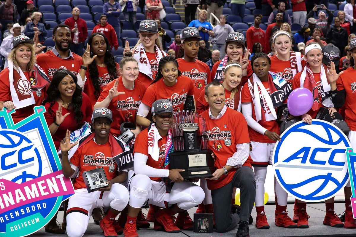 NCAA Womens Basketball: ACC Tournament - Notre Dame vs Louisville