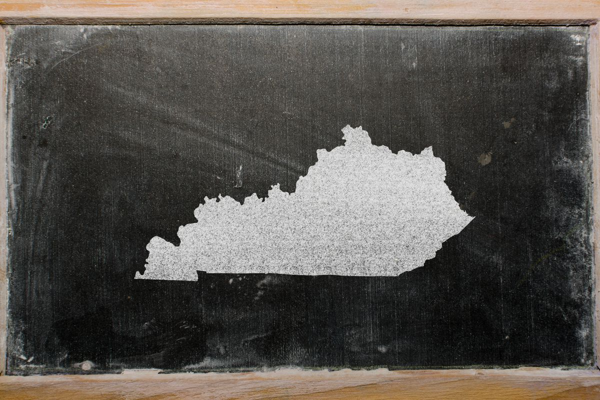 Kentucky was the first state to adopt Common Core, and has stuck with it.