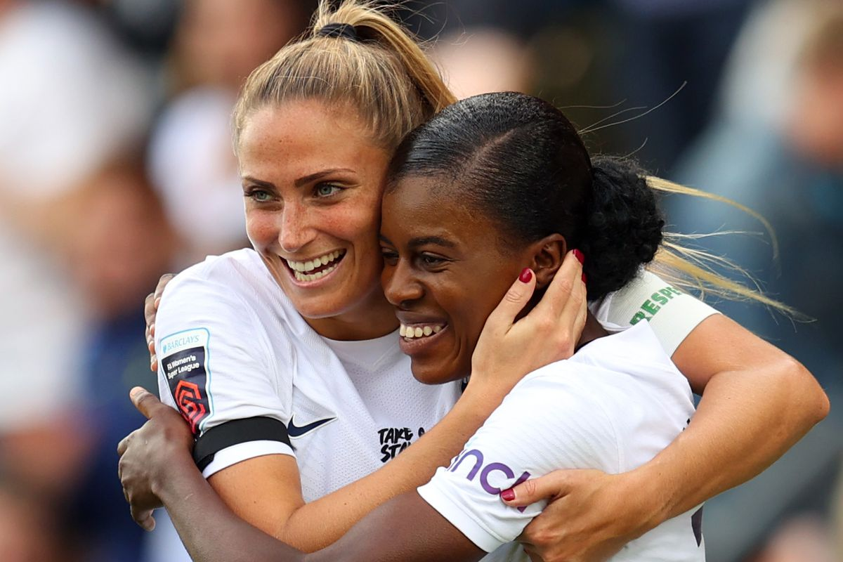 Tottenham Hotspur Women v Reading Women - Barclays FA Women's Super League