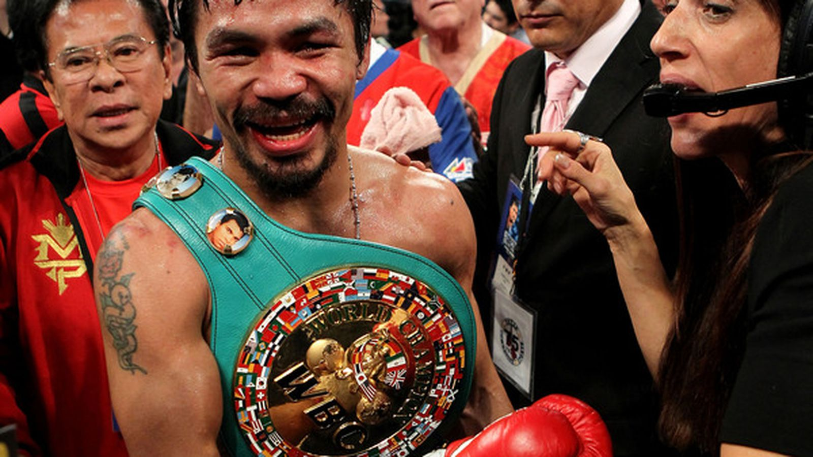 is manny 'pacman' pacquiao really a Fear is why floyd mayweather will never fight manny pacquiao the vast majority of them have only really catered for that manny pacquiao is the only man.