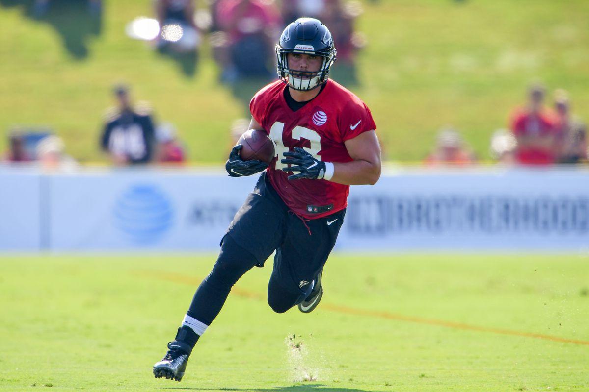NFL: Atlanta Falcons-Training Camp