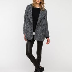 """<a href=http://needsupply.com/womens/sale/outerwear/carmen-double-breasted-coat.html"""">Carmen double breasted coat</a>, $66.39 (was $110)"""